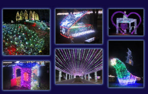 「光の祭典2015の様子