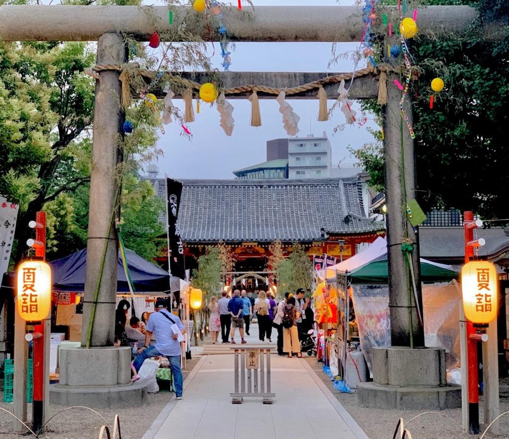 """夏詣"""" ニッポンの新しい習慣づくり 7月1日~7日 2020年"""